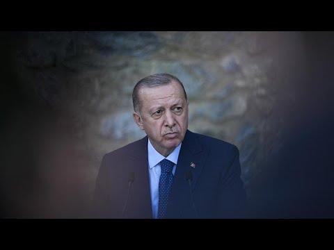 Erdogan kiutasított 10 nagykövetet