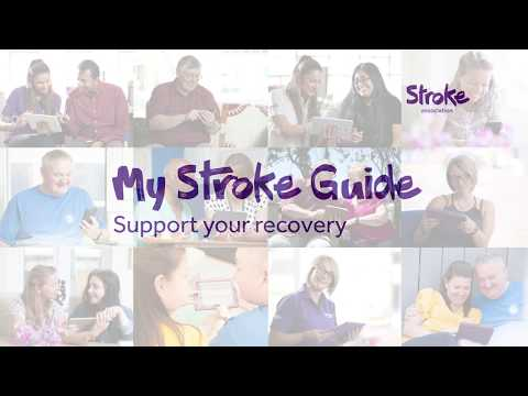 My Stroke Guide