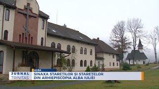 Sinaxa staretilor si staretelor din Arhiepiscopia Alba Iuliei