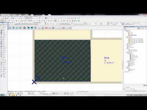 Grespania  flooring solution - Introduction for ArchiCAD