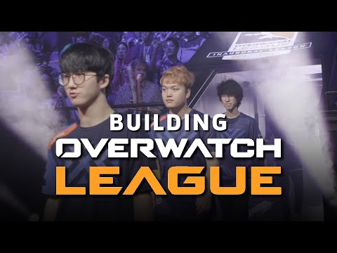 Building Overwatch League | Series Trailer