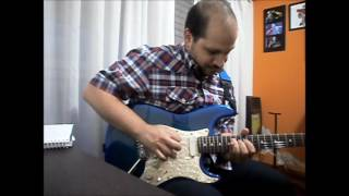 Cover 19 - Deep Purple - TED THE MECHANIC - STEVE MORSE