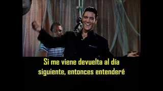 ELVIS PRESLEY - Return to sender  ( con subtitulos en español  ) BEST SOUND