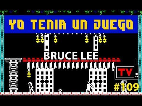 Yo Tenía Un Juego TV #109 - Bruce Lee (ZX Spectrum) + Preview Raining Blocks