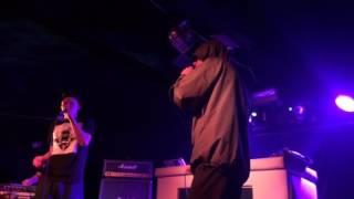 whole smoke - эфир (live 22.07.17 the chemodan clan СПб)