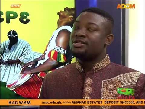 Ahosepe on Adom TV (30-9-16)