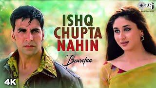 Ishq Chupta Nahi - Video Song | Bewafaa | Akshay Kumar & Kareena Kapoor | Abhijeet width=