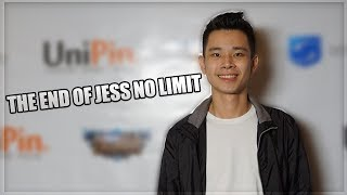 THE END OF JESS NO LIMIT