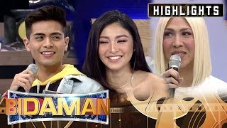BidaMan contestant KD chooses between Vice Ganda and Nadine Lustre | It's Showtime BidaMan
