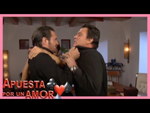Apuesta por un amor | Resumen C 80 - ¡Sebastián le confiesa a Gabriel lo que siente por Julia!