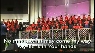 """My Life Is In Your Hands"" Sunbeams Children's Choir (Amazing!)"
