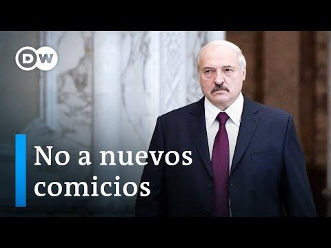 Los partidarios de Lukashenko temen el caos