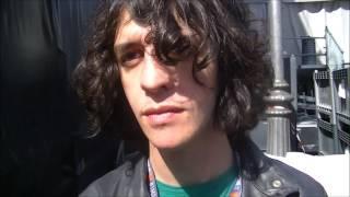 Intervista a Motta dal concerto del primo maggio 2017 da Roma