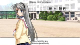 "Clannad Visual Novel OP ""Mag Mell"""