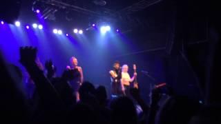 Clean Bandit Mozart's house live Milan 25/11/2014
