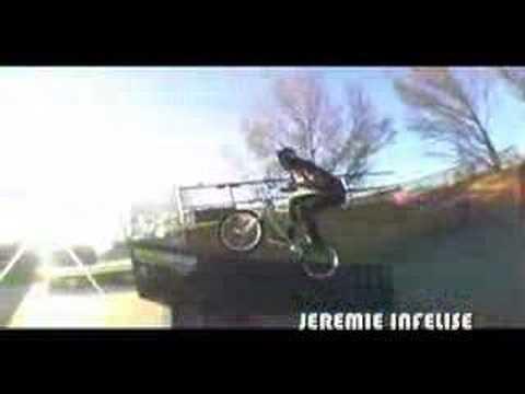 SNAFU BMX PRO JEREMIE INFELISE