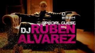 DJ Ruben & Alvarez @ Bedroom 21 July 2012