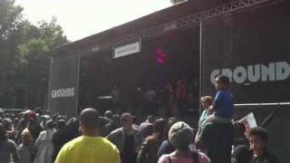 Dina Medina live @ Dunya Festival Rotterdam 29th May 2011