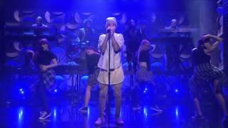 Justin Bieber - Sorry (Acustic) Live Diciembre 2015 width=