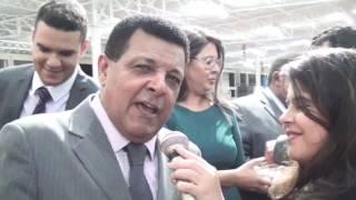 Entrevista com o cantor Oséias de Paula