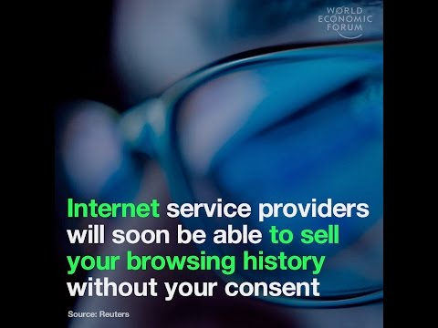 Internet service providers will soon be able to sell your browsing history without your consent