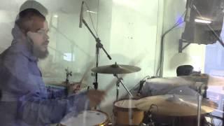 Maravilhado - Nívea Soares - Querilson de Souza - Drum cam/audio only