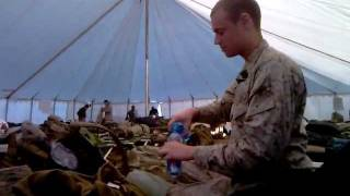 LOL Video - MRE Bomb prank - Too Funny!