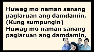 'Itulog mo na yan' by moonstar88 (sing-along LYRIC VIDEO)