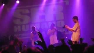 Dillaz - Não Sejas Agressiva # SerHumanoIII Hardclub 19/04/2014