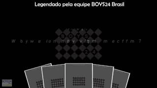[Perfil BOYS24] - 'BOY CARD' - Episódio 14 Jinsub [LEGENDADO PT-BR]