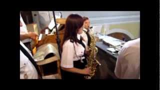 Ave Maria BACH - Saksofon alt duet ( Alto Saxophone Duet )