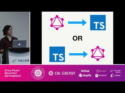 Managing TypeScript and GraphQL types in Node
