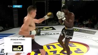 """2. Matěj """"Money"""" Peňáz vs Mamadou Niakaté width="""
