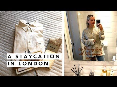 A RELAXING STAYCATION | Estée Lalonde