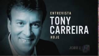 JUDITE SOUSA ENTREVISTA TONY CARREIRA QUINTA NO JORNAL DAS 8