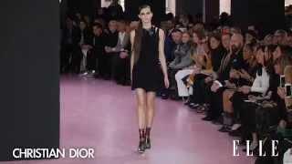 Christian Dior. Paris Fashion Week. Otoño/ Invierno 2015-2016