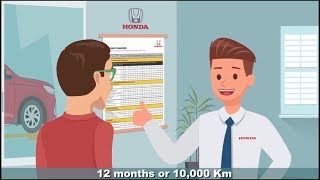 The All New Honda Amaze 2018 Cost of Maintenance & Other Details  Saphire Honda Cars