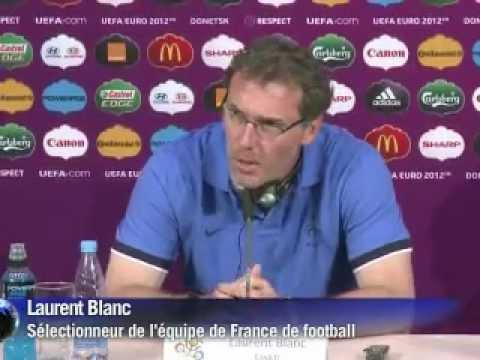"""Euro: les Bleus """"fin prêts"""" à affronter les Anglais, selon Blanc"""