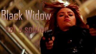 Black Widow | not a soldier