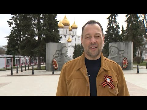 Директор КЗЦ «Миллениум» Игорь Сидоренко поздравил жителей региона с Днем Победы