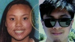 Hope fading in search for missing California couple