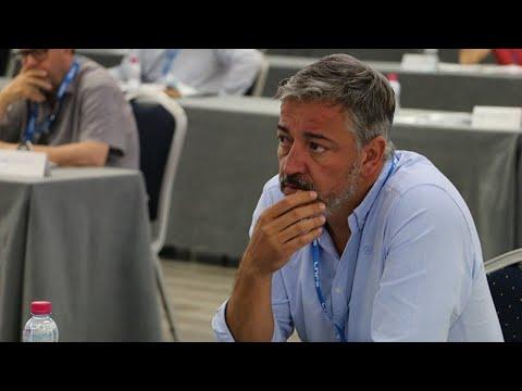 Pablo Vilches:  Estamos muy ilusionados