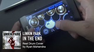 "REAL DRUM ""Linkin Park - In The End"""