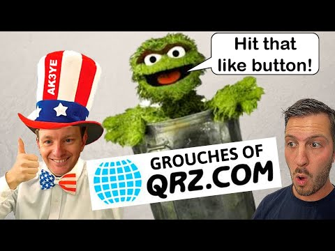 QRZ.com Grouches: A Guide to Ham Radio YouTube Videos