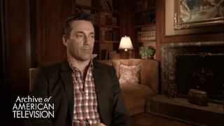 "Jon Hamm discusses the three phone calls in the ""Mad Men"" finale - EMMYTVLEGENDS.ORG"