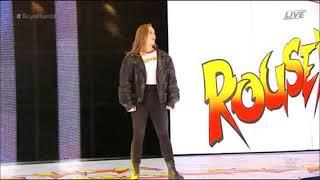 WWE Ronda Rousey Theme Song - Bad Reputation