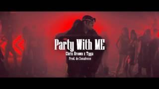 [FREE] Chris Brown feat Tyga Type Beat - Party With Me  [Prod. de Zonatreze]