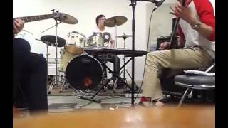 Megadeth   Symphony of destruction Band cover