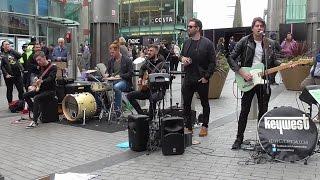 Keywest - Heartbreak Birmingham Live Street Performance