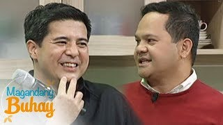 Magandang Buhay: How Aga and Bayani's friendship started